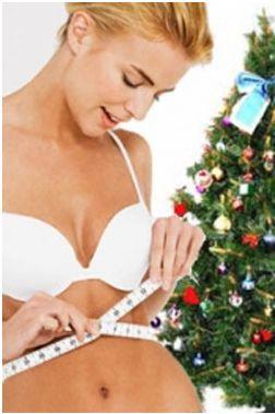 Как быстро похудеть быстро к новому году